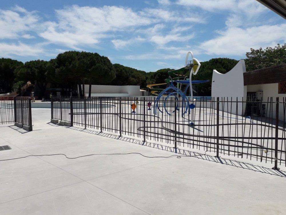 Création d'un garde corps de piscine aux alentours de Nîmes