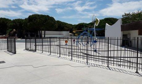 Création d'un garde corps de piscine à Nimes
