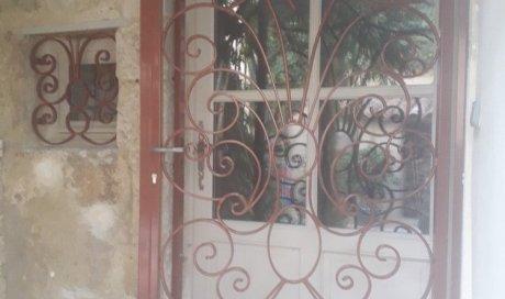 Fabrication de porte à Nimes