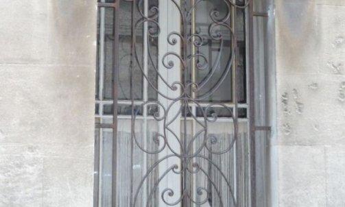 Porte / Grille de défense Milhaud
