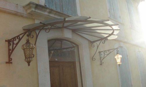 Création de Pergolas en Fer Saint-Gilles